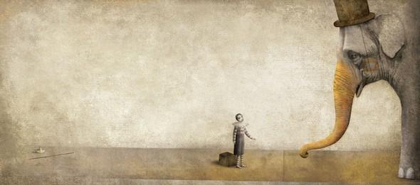 Luis Gabriel Pacheco - художник-иллюстратор. Изображение № 21.