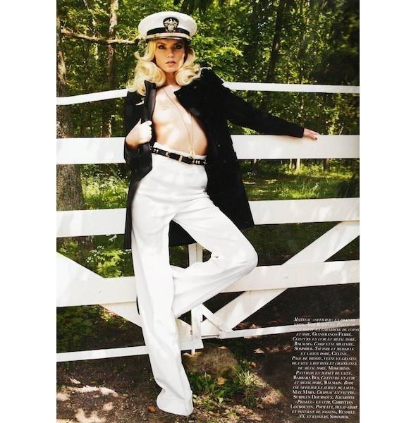 5 новых съемок: Harper's Bazaar, Qvest, POP и Vogue. Изображение № 53.