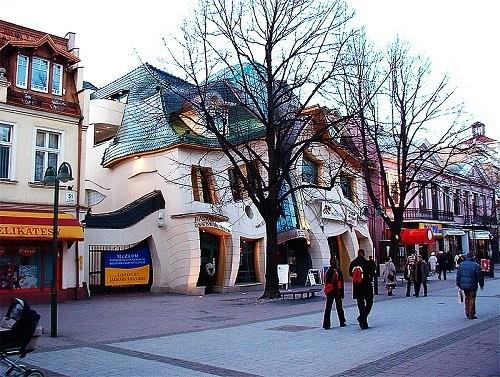 Оригинальная архитектура. Необычные здания. Изображение № 13.
