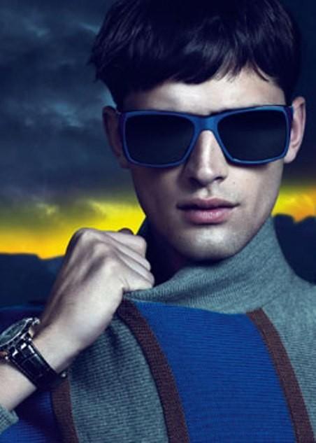 Кампания: Versace Eyewear FW 11. Изображение № 3.