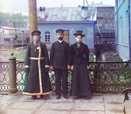 Пионер цветной фотографии Прокудин-Горский. Изображение № 4.