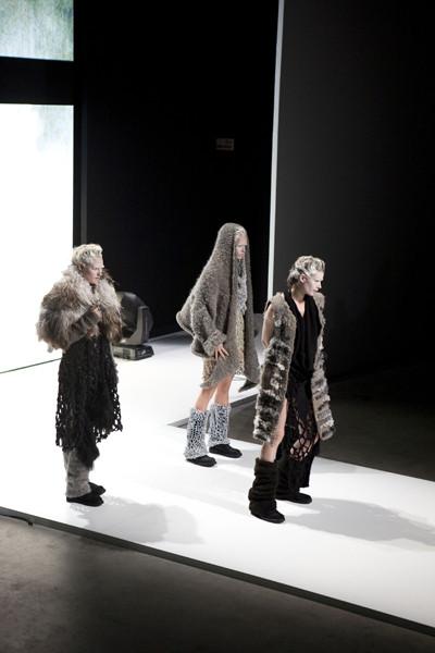 Первые лица Голландии на неделе моды в Амстердаме. Изображение № 2.