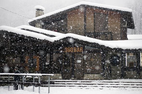 Снегопад в Красной Поляне, Альпика. Изображение № 37.