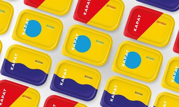 Для упаковок сыров «Дружба» и«Волна» провели редизайн. Изображение № 4.