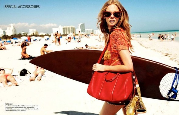 Life's a beach: Пляжные съемки. Изображение № 9.