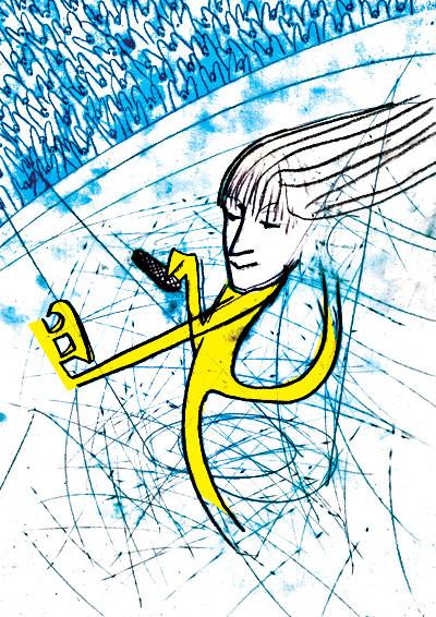 Ara Aslanyan иллюстратор из Армении. Изображение № 2.