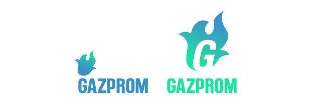 Конкурс редизайна: Новый логотип «Газпрома». Изображение № 14.