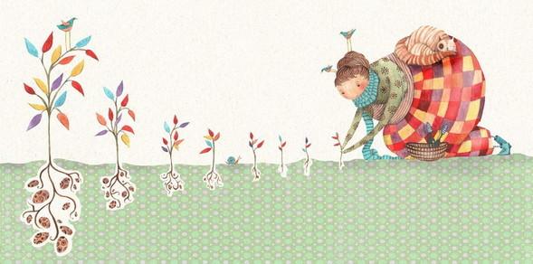 Иллюстратор Holly Clifton-Brown. Изображение № 11.