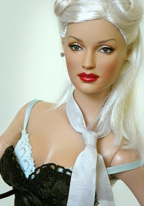 Куклы - селибрити Ноэля Круза. Изображение № 11.
