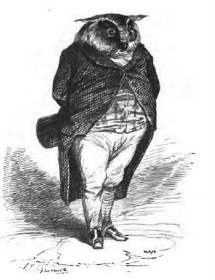 Винтажные иллюстрации J.J. Grandville. Изображение № 22.