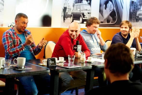 Илья Тютенков: «Не могли найти помещение, и пришлось купить работающий ресторан». Изображение № 1.