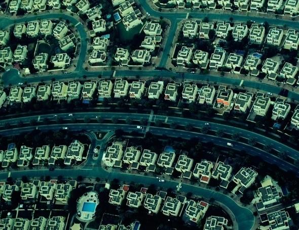 Изображение 19. Dubai: приверженец масштаба.. Изображение № 19.
