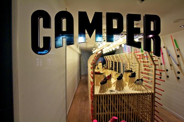 Camper 20 лет в Париже!. Изображение № 9.