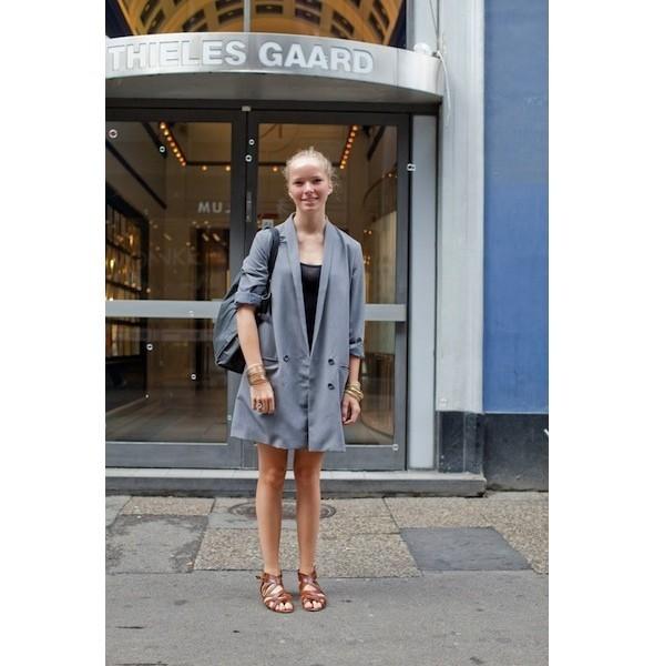 Луки с недель моды в Копенгагене и Стокгольме. Изображение № 31.