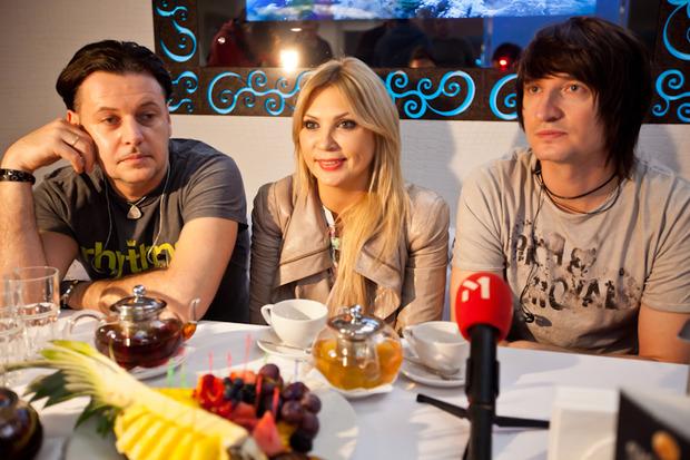 20 октября группа «Город 312» выступила в ночном клубе SKYBAR!. Изображение № 2.