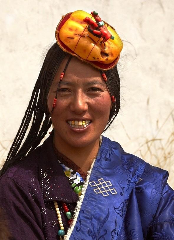 Тибет: семейные ценности и традиционные костюмы. Изображение № 4.