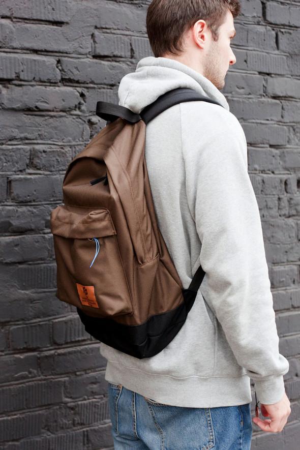 Good Local — детали / сумки и рюкзаки от Гоши Орехова. Изображение № 14.