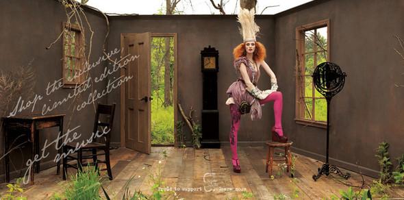Кампания: Коллекция Карен Элсон для Nine West. Изображение № 3.