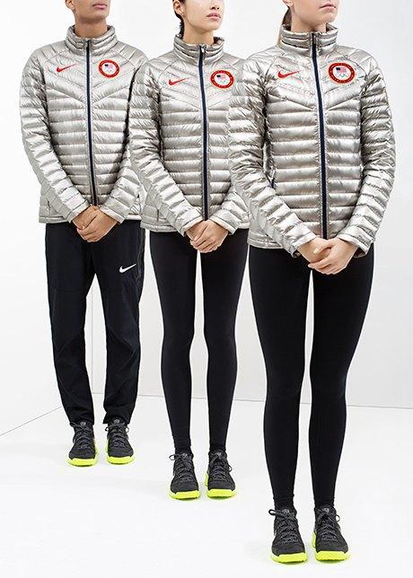 Кен Блэк из Nike сделал самую красивую олимпийскую форму. Изображение № 11.