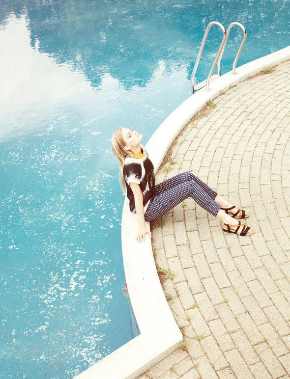Изображение 2. Съёмки: Harper's Bazaar, Vogue, W и другие.. Изображение № 2.