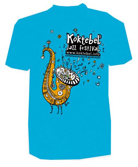 Изображение 57. Кастинг принтов для футболок SEKTA: Koktebel Jazz Fest.. Изображение № 57.