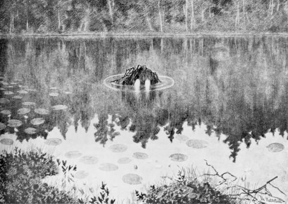 Теодор Киттельсен «Ненагруженный ужас». Изображение № 11.
