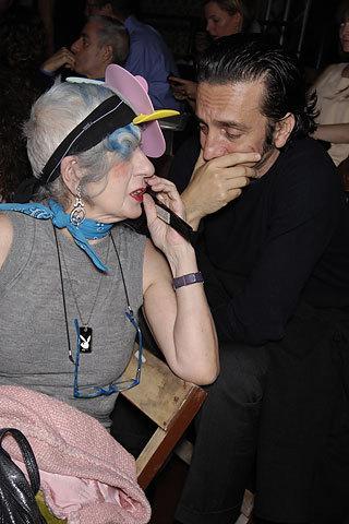 Анна Пьяджи. Модный гардероб. Изображение № 49.
