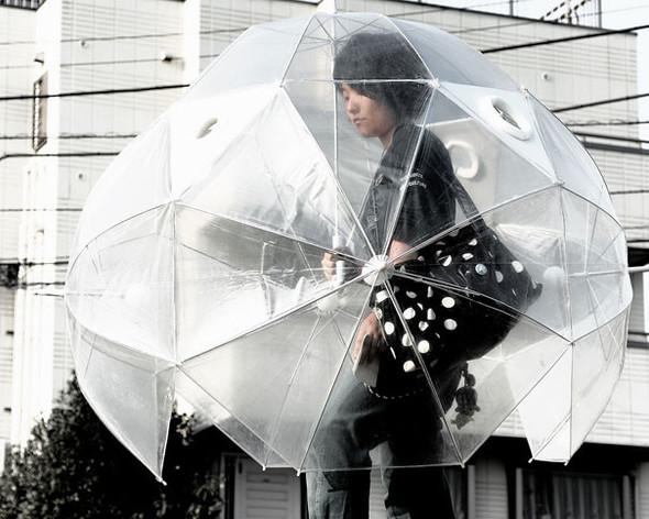 Самые креативные зонты. Изображение № 8.