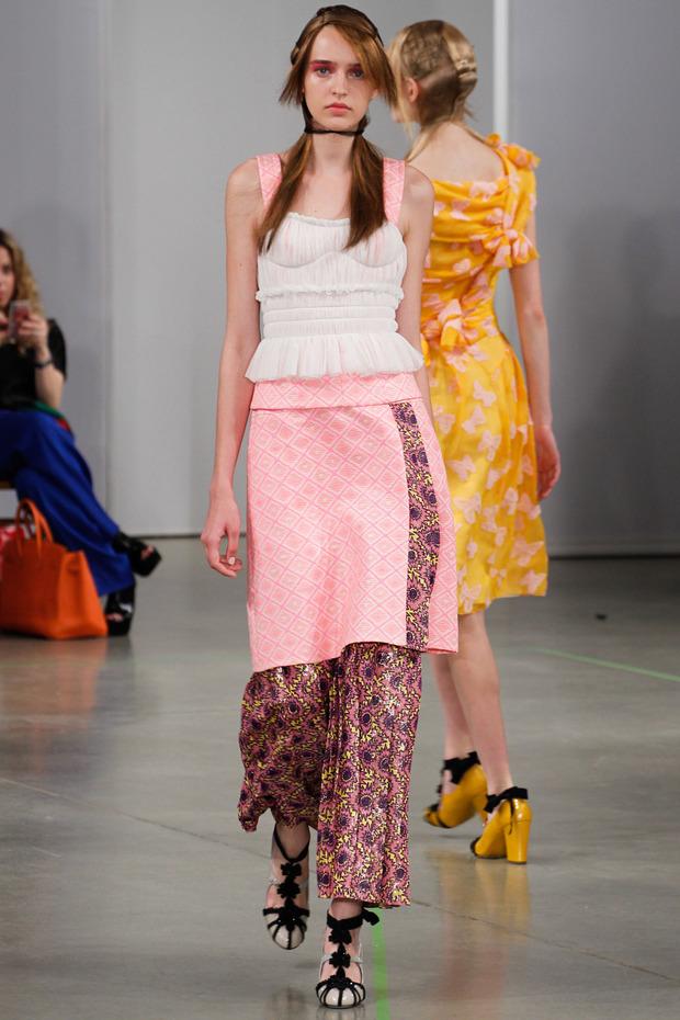 Неделя моды в Нью-Йорке: День 1. Изображение № 19.