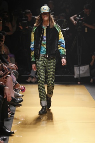 Вечеринка Versace for H&M: Как это было. Изображение № 52.
