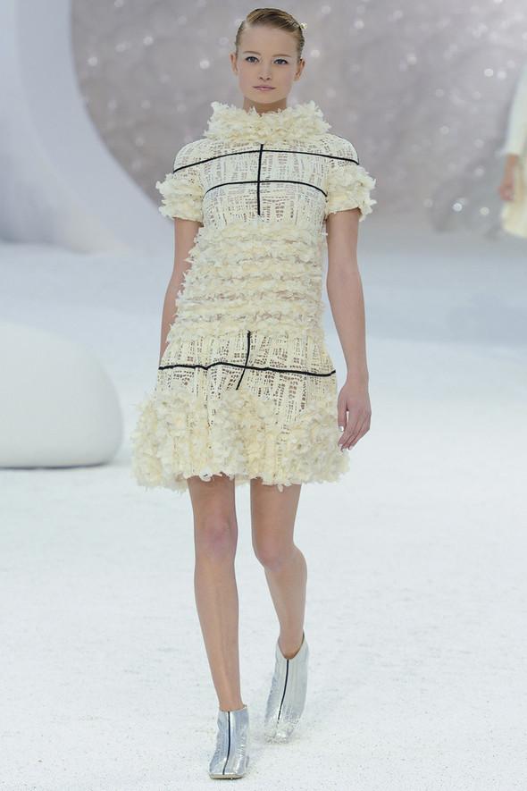 Chanel на Парижской неделе моды. Изображение № 10.