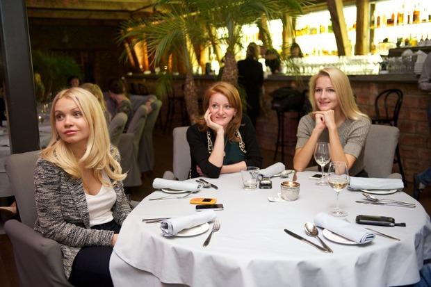 В ресторане Река прошел «оранжевый» кулинарный мастер-класс и ужин. Изображение № 7.