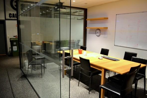 Студия CCP в Рейкьявике, где делают онлайн-игру EVE. Изображение № 9.