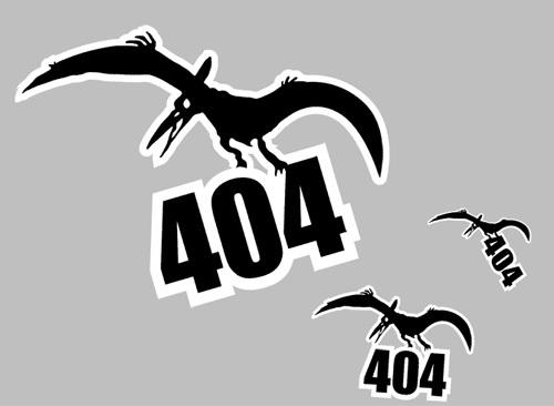 20 Интересных оформлений страницы ошибки 404. Изображение № 19.