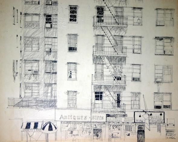 Американские иллюстраторы 40–60гг. ЧАСТЬ 1. Изображение № 28.