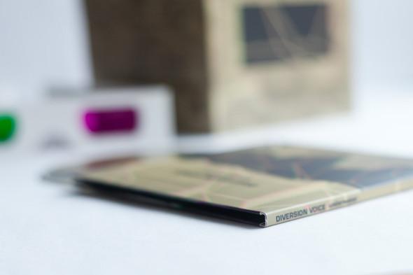 Группа DIVERSION VOICE выпустила альбом UNDERWATER. Изображение № 15.