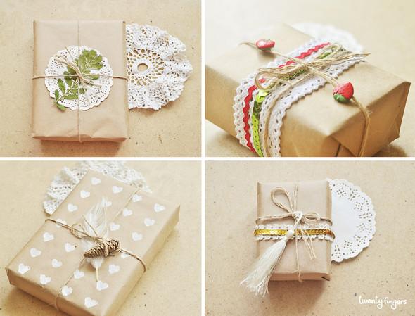 Упаковываем подарки!. Изображение № 1.