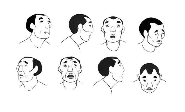 Анимация дня: японец, морской дух и груз прошлого. Изображение № 23.