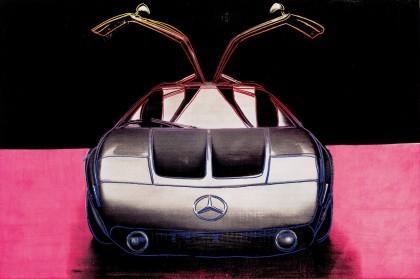 Автомобиль как искусство. Энди Уорхол. Изображение № 10.