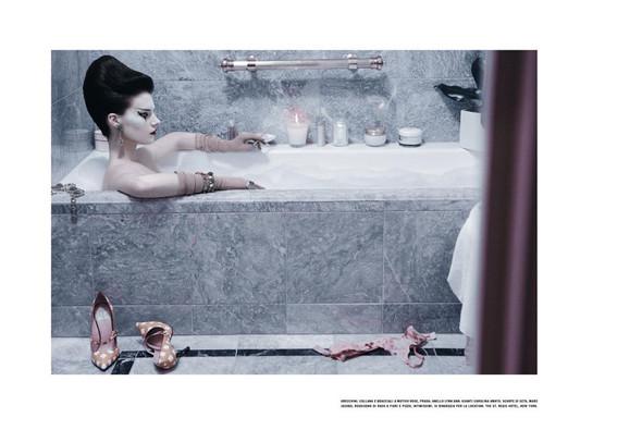 Съёмка: Кверелле Янсен для Vogue. Изображение № 8.