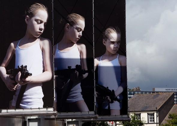 Провокатор Готфрид Хельнвейн (Gottfried Helnwein). Изображение № 8.