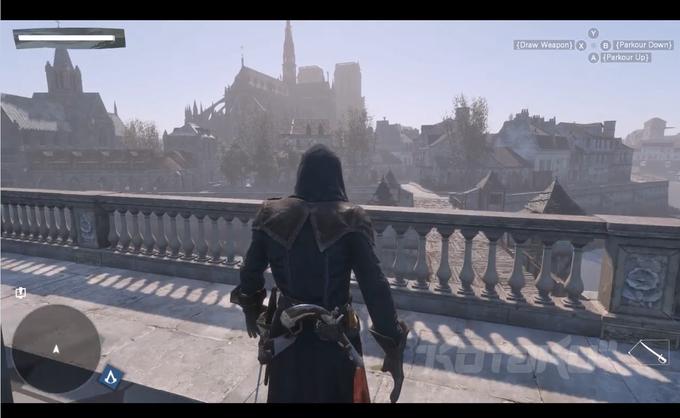 Скриншот игры Assassin's Creed: Unity. Изображение № 5.