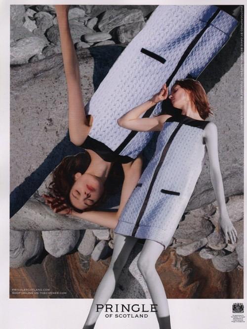 Превью кампаний: Balenciaga, Pinko и Pringle of Scotland. Изображение № 3.