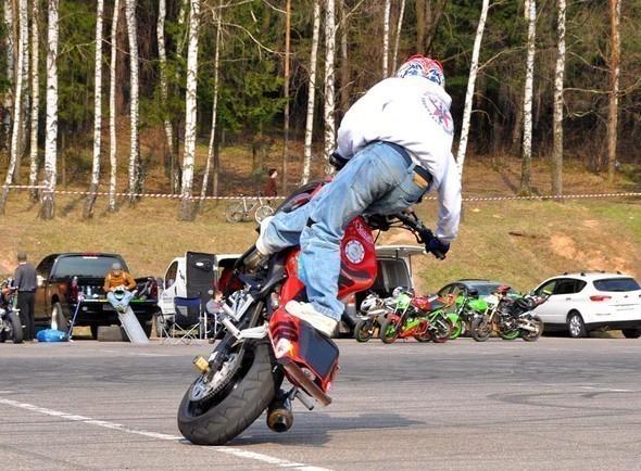 """Moscow Stunt Riding"". Изображение № 5."
