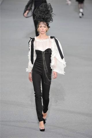 Top-10 SS09 collections (Paris FW) поверсии Style. com. Изображение № 9.
