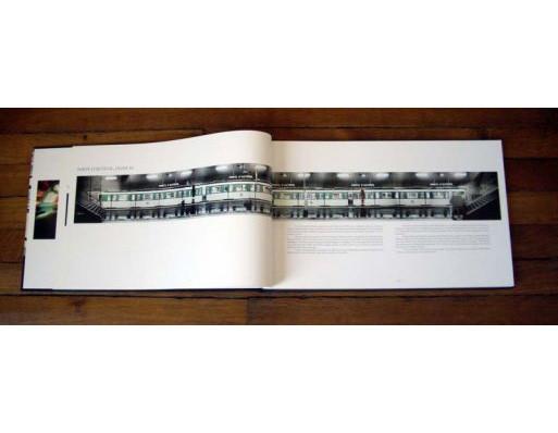 Метрополис: 9 альбомов о подземке в мегаполисах. Изображение № 165.