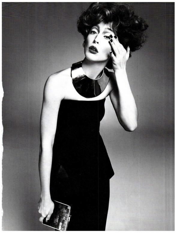 Съёмка: Ракель Зиммерманн для Vogue. Изображение № 4.