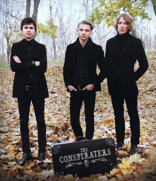 The Conspiraters. Изображение № 1.