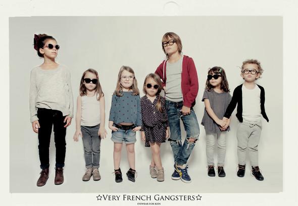Бандито- гангстерито от Very French Gangsters. Изображение № 1.