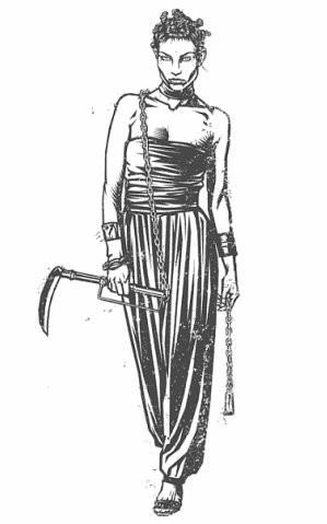 Девушки с оружием от Frank Barbara. Изображение № 23.